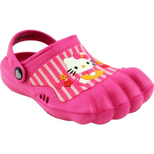 Hello-Kitty-Kids-Pink-Silly-Feet-Clogs-01973
