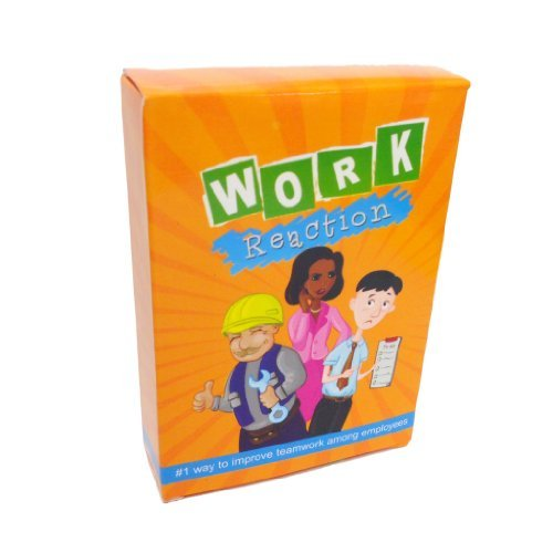 Work Reaction - Perfect Stocking Stuffer, Easter Gift, or General Gift for Employees! - 1