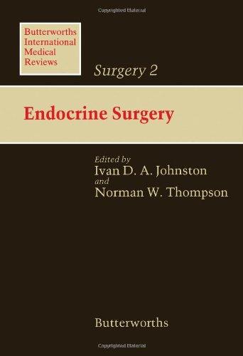 Surgery: Endocrine Surgery V. 2: International Medical Review (Butterworths International Medical Reviews)