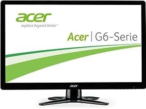 Acer G246HLBbid 61 cm (24 Zoll) Monitor (VGA, DVI, HDMI, 2ms Reaktionszeit) schwarz