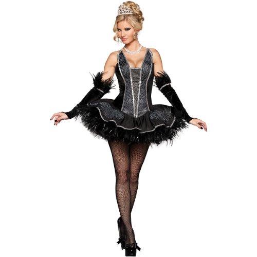 Seduc (Seductive Black Swan Adult Costumes)