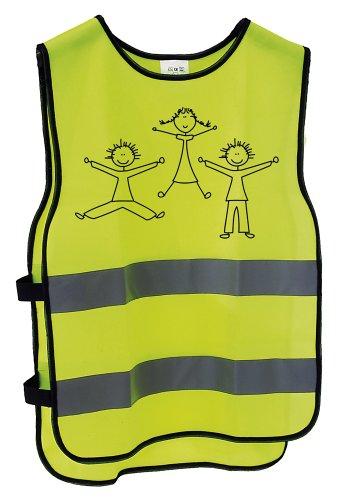 M-Wave Reflective Safety Vest front-28186