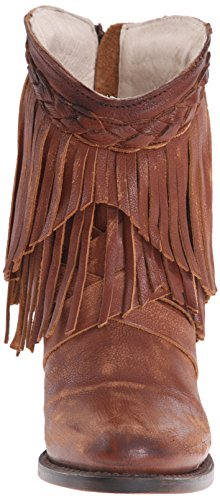 Freebird Women's Tonto Boot, Cognac, 9 M US