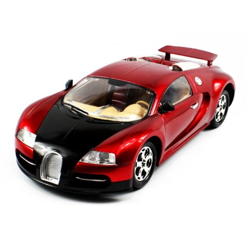 save 17 super sport bugatti veyron electric rc car 1 14 rtr colors may vary. Black Bedroom Furniture Sets. Home Design Ideas