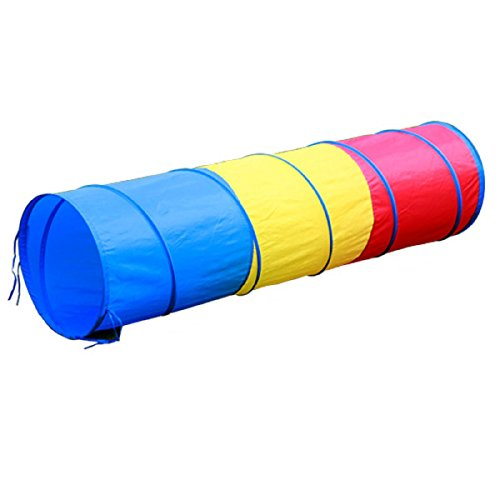 Best Buy! Kids Indoor Pop Up Play Tunnel,PortableFun Children Play Tent Tube,6 Feet,Perfect Outdoor ...