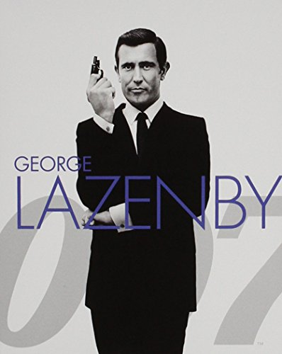 007 George Lazenby Blu-ray