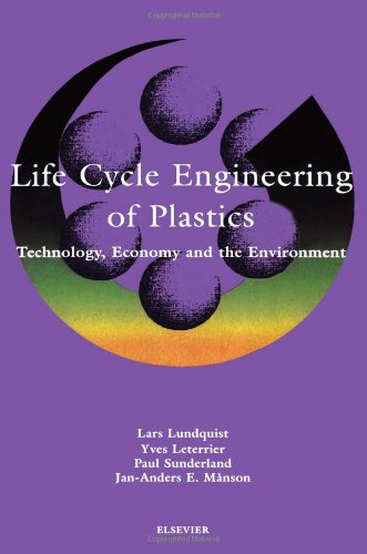 Life Cycle Engineering of Plastics: Technology, Economy and Environment