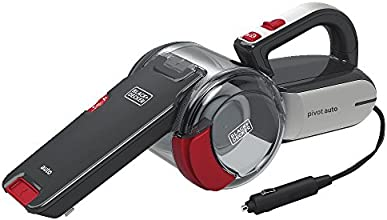 Black & Decker BDH1200PVAV 12V Pivot Automotive Vacuum