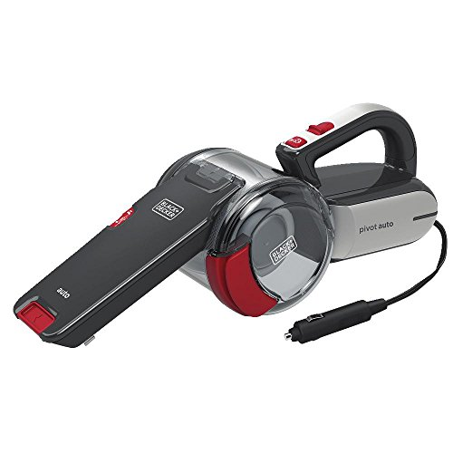 Black & Decker BDH1200PVAV 12V Pivot Automotive Vacuum - Corded (Automotive Vacuum Cleaner compare prices)