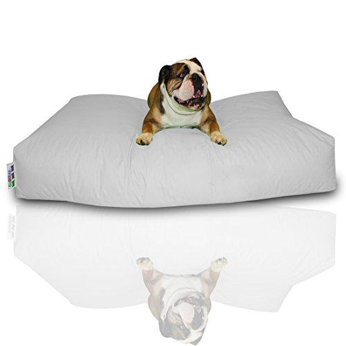 Hundekissen-BuBiBag-Gre-100x60x10-cm-aus-wasserdichtem-Polyester-Stoff-in-23-verschiedenen-Farben-zur-Auswahl-wei