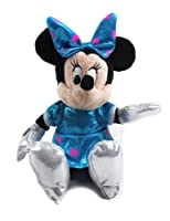 TY Beanie Baby - Minnie Mouse - Teal Sparkle - 6 Inch from Ty