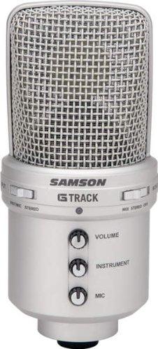 Samson Audio Gm1U G-Track Microphone With Usb Interface