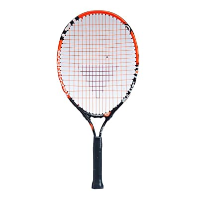 Tecnifibre Bullit 2 Orange 54 Tennis Racquet, Junior (Orange)