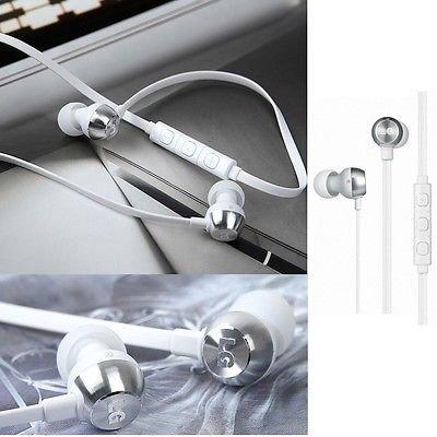 Lg Hss-F530/W Earphones Quadbeat2 Built-In Microphone For Smartphone White