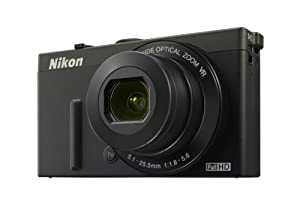 Nikon Coolpix P340 ( 12.76 MP,5 x Optical Zoom,3 -inch LCD )