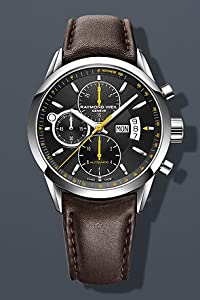 Raymond Weil Freelancer Chronograph Automatic Stainless Steel Mens Watch 7730-STC-20041