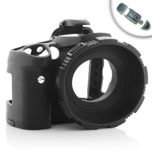 Camera guard cover case system for nikon d5000 digital slr cameras