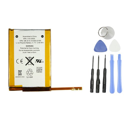 Replacement 3.7V Battery For Ipod Touch 4Th Gen 4G + Tools By Goodscity front-61580