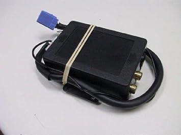 CABLE SPECIFIQUE MP3 ENTREE AUX POUR PEUGEOT 206 BLAU T1TOP/NIV