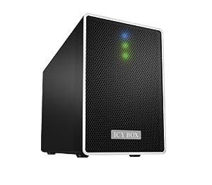 Icy Box IB-RD4320StU3 External RAID Storage Enclosure for 2x 3.5 inch SATA HDDs with USB 3.0 interface