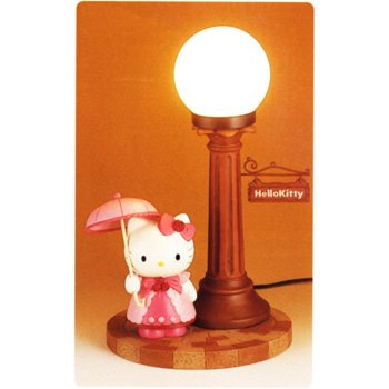 Hello Kitty Garden Light