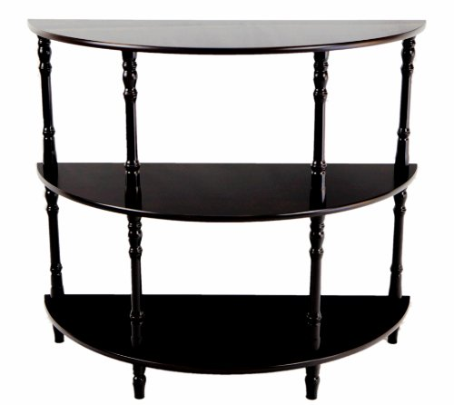 Frenchi Furniture Half Moon Console Table (Moon Table compare prices)