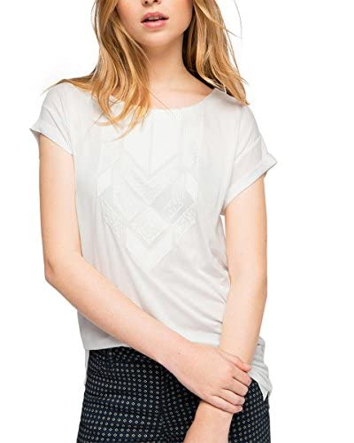 ESPRIT T-Shirt ecru