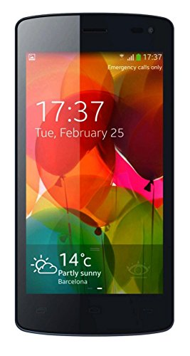 Intex Aqua Star Power Smart Android Kitkat Mobile phone - Blue