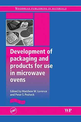 Development Of Products And Packaging For Use In Microwave Ovens