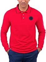 Polo Club Polo Fulham Edition Cro Ml (Rojo)