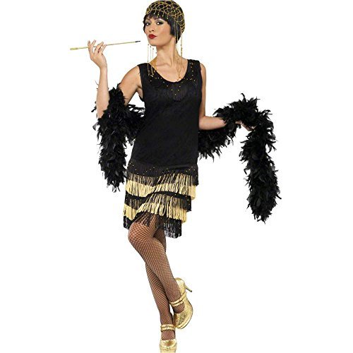 1920s Fringed Flapper Adult Costume