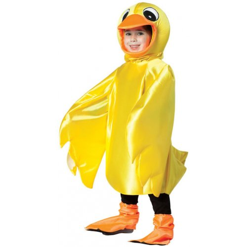 Yellow Ducky Costume - Toddler