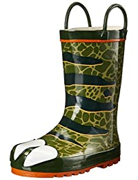Western Chief Dinosaur Rain Boot (Toddler/Little Kid/Big Kid)