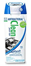 Refresh Your Car Antibacterial Cleaning Wipes  New Car