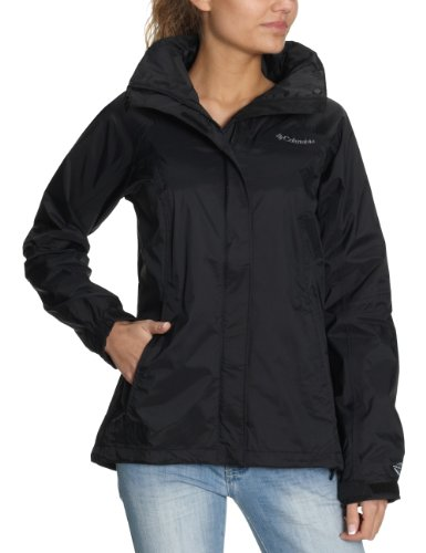 Columbia Venture On Women's Shell Jacket - Black, X-Small