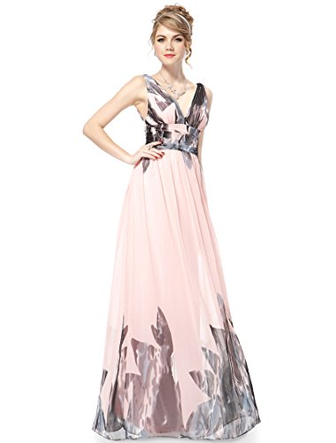 He09641Pk12, Multiple(Pink), 10Us, Ever Pretty Holiday Party Dresses Women 09641