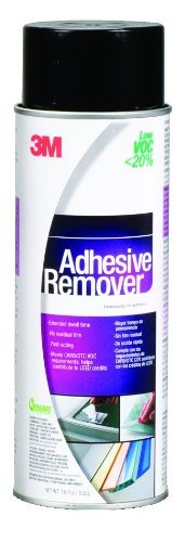 Adhesive Remover, Low VOC, 24 oz.