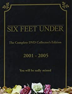 Six Feet Under: Complete HBO Seasons 1-5 Collector's Edition (24 Disc Box Set) [DVD] [2006]
