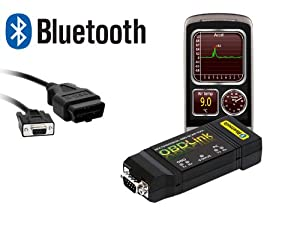 OBDLink Bluetooth OBDII Scan Tool Interface Adapter & Software (425103)