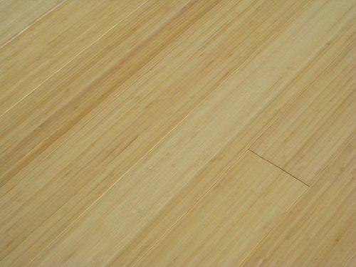 Bamboo Natural Vertical Plank Flooring