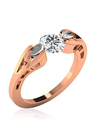 Friendly Diamonds Anillo FDR7645R (Oro Rosa)