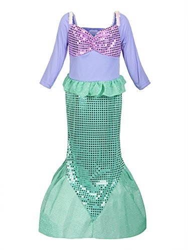 relibeauty-girls-sequins-little-mermaid-costume-4-5