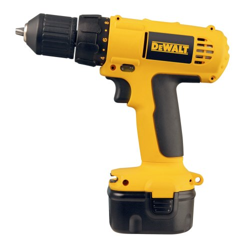 Dewalt DC740KA 12 Volt Professional Drill Driver, 2 NiCD Batteries 1.3 Ah and Carry Case