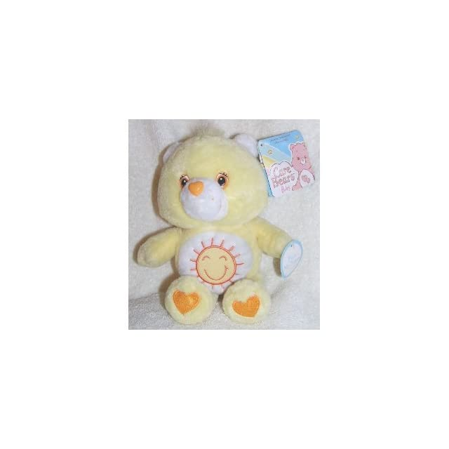 Care Bears Baby Singing Funshine Bear Sings ABC Song (Babys First Care Bear)