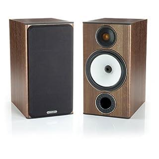 Monitor Audio - Altavoces Bx2 - Negro,Pareja