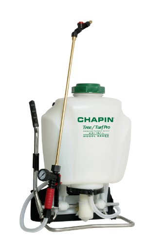 Chapin Tree and Turf Knapsack 15L Sprayer - Brass