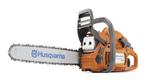 Husqvarna 450E 18-Inch 50.2cc 2 Stroke Gas Powered Chain Saw