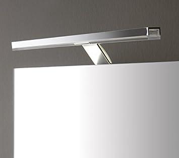 Ebir lampada led per illuminazione bagno esther s2 mkijjda - Lampade per specchio bagno a led ...