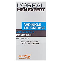 Men Expert Wrinkle De-Crease Anti-Expression Wrinkles Moisturising Cream 50ml/1.6oz