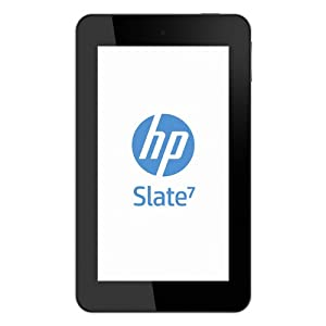 HP slate 7 red 16GB Tablet